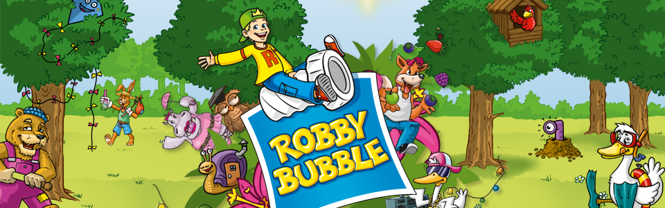 Robby Bubble - Party for Kids